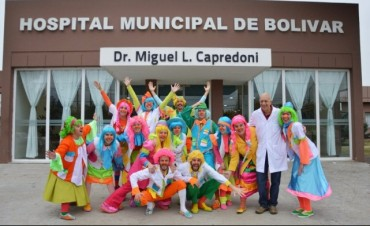 """Payamédicos realizaron """"payantías"""" en el Hospital y actividades de difusión en el cine"""