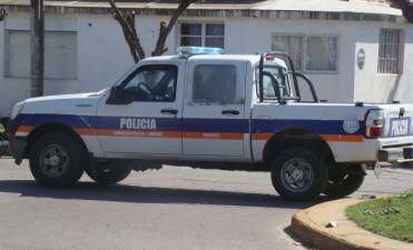 Dos detenidos, una aprehendido por ley de estupefacientes y un hurto en el Parte de Prensa Policial