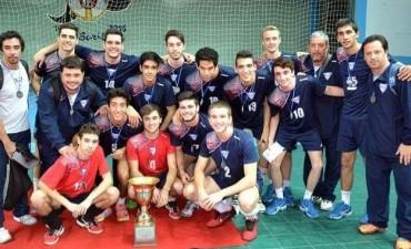 Voley Club Ciudad: El Sub 19 Bonaerense fue medalla de plata