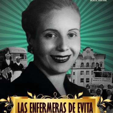 """Se proyectará en el Cine Avenida """"Las enfermeras de Evita"""""""