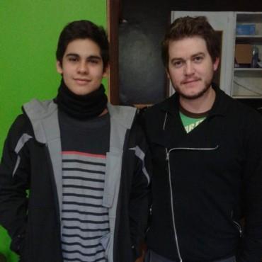 Música: Caraballo, Gallo y Linares ya están en Rio Hondo para participar de un Mega Festival