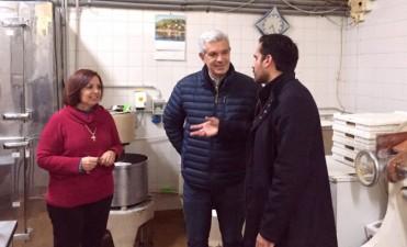 """Julián Domínguez: """"Es necesario alentar el consumo interno, y a la producción no ponerle trabas"""""""