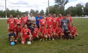 El Fútbol Senior de Menores juega en Guglieri