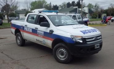 Parte Policial: Dos detenidos, dos robos y un accidente conforman el saldo del finde