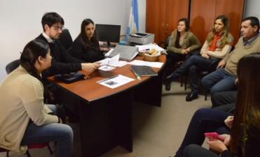 La Secretaría de Legal y Técnica mantuvo una reunión de trabajo con sus pares de 25 de Mayo