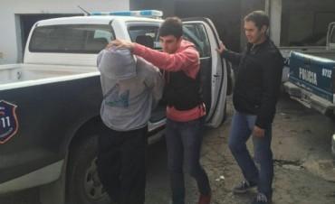 Detuvieron a un joven por robo de artículos de limpieza