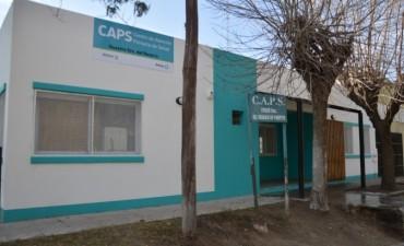 El intendente Bucca inaugura mañana la remodelación del CAPS de barrio Pompeya