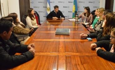 El intendente Bucca firmó cuatros nuevas escrituras de ProCreAr