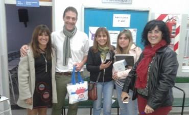 Programa Cine en la Escuela: Las docentes se capacitaron de la mano de Alejandro Vagnenkos