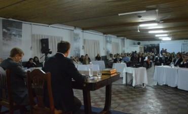 Segunda Sesión del HCD: Hoy lunes 23, desde las 18