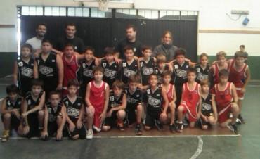 Básquet Masculino: Sport Club viajó a Lamadrid
