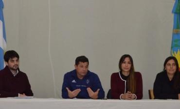 Tarifa Social: El Municipio se compromete a gestionar junto a los clubes de Bolívar