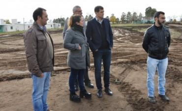 El Intendente anunció la entrega de las 50 viviendas del programa 'Techo Digno'