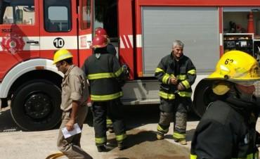Incendio en cercanías de un galpón de Bº 'Los Zorzales'