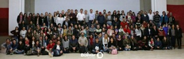 Estudiantes de la UBA proyectaron la ciudad