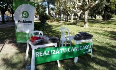 DEL 2 AL 11 DE MAYO: Se realiza la campaña de acopio de residuos electrónicos