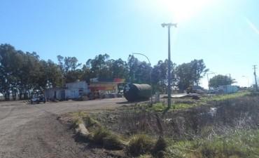 La Empresa que construira el tramo Saladillo/Alvear de la Ruta 51 prepara el Obrador