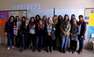 PARTICIPARÁN DEL DEBATE EN CAPITAL FEDERAL: Alumnas del Instituto Nº 27 apoyan la ley de acompañante terapéutico