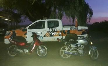 Dos motos y un auto incautados en el Depósito Municipal,  y otra con Infracción a la 24.449