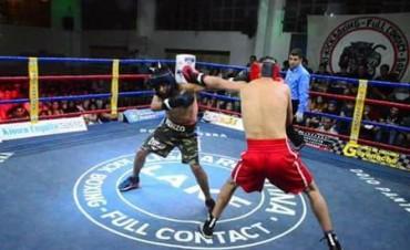 Boxeo en el Club Social de Del Valle: 'Noche de Desafíos'