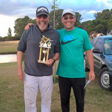 CLUB DE PESCA LAS ACOLLARADAS: Héctor 'Cachi' Ahumada ganador del 4to. concurso de pesca