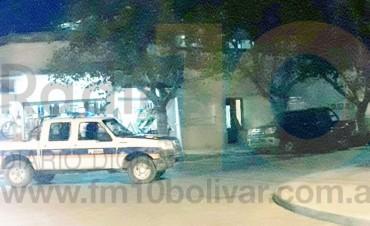 Accidente de tránsito en calle Olascoaga; mujer hospitalizada