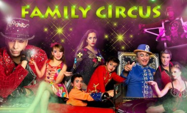 LLEGÓ A BOLIVAR: Gran debut de Family Circus hoy viernes