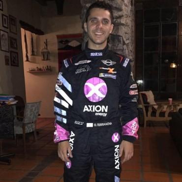 Cattaneo, con piloto invitado, va a Olavarría para seguir defendiendo el campeonato