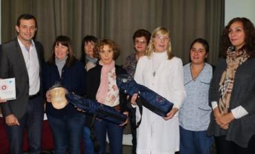 EN EL SALÓN VERDE: El Intendente abrió la jornada de entrenamiento en emergencias