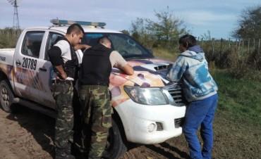 CPR: Infracciones a cazadores furtivos durante el fin de semana