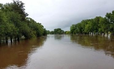 Oficializaron declaración de zona de desastre y emergencia en 11 provincias