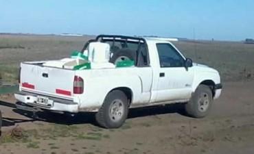 ULTIMO MOMENTO: Robaron un carro, camioneta, y dos motos en Smith partido de Carlos Casares