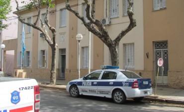 Parte Policial: Robos, accidentes y aprehensiones por alterar el orden público