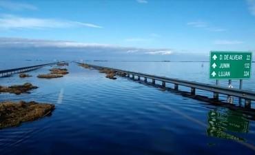 La Provincia declaró la emergencia hídrica para 26 distritos, entre ellos, Bolívar