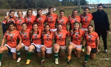 Rugby: Triunfo de la Indias de Bolívar en Los Toldos