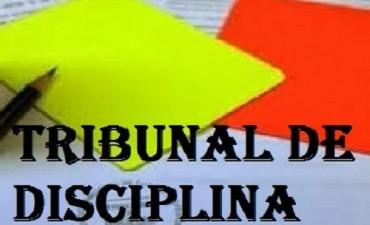 LPF: Resoluciones del tribunal de disciplina