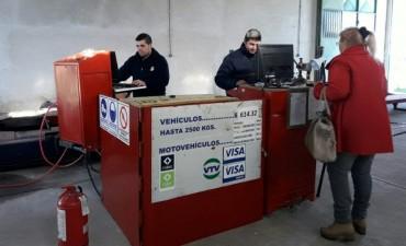La VTV regresó a Bolívar y se queda dos meses