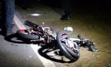 Tragedia en la ruta nacional 205: dos jóvenes saladillenses fallecidos