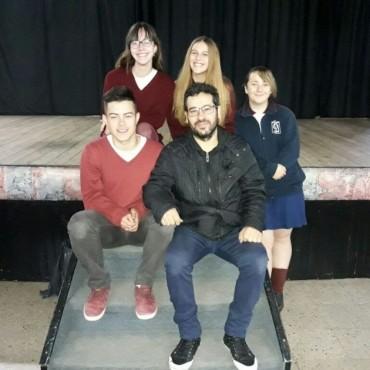 """Obra de teatro musical del IJS: """"Señor del Tiempo"""""""