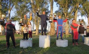 TURISMO DEL CENTRO: 3º Fecha en Salazar, ganador Gustavo Pendas