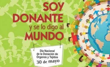 DÍA NACIONAL DE LA DONACIÓN DE ÓRGANOS Y TEJIDOS: La Secretaría de Salud se suma a la convocatoria de donantes