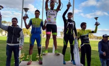 CICLISMO: Vicente logró el tercer puesto en Carlos Casares