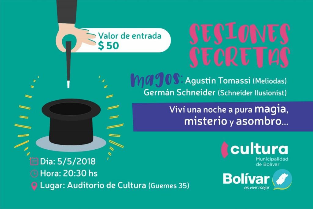 Noche de magia, misterio y asombro en el Auditorio de Cultura