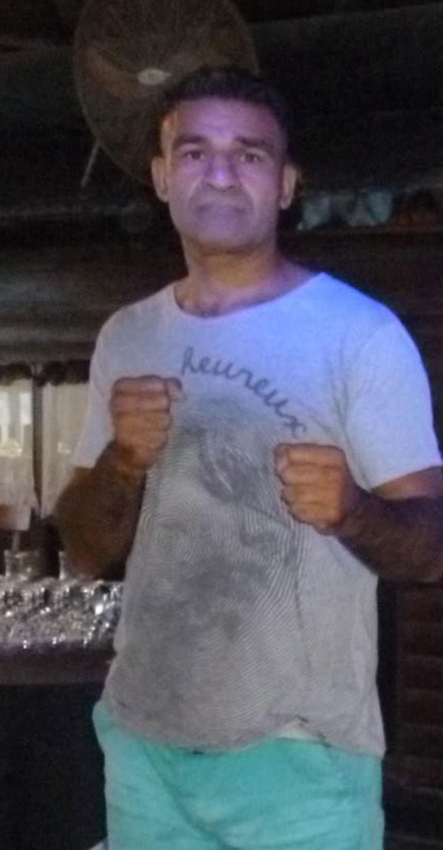Boxeo: Walter Cabral se baja del ring