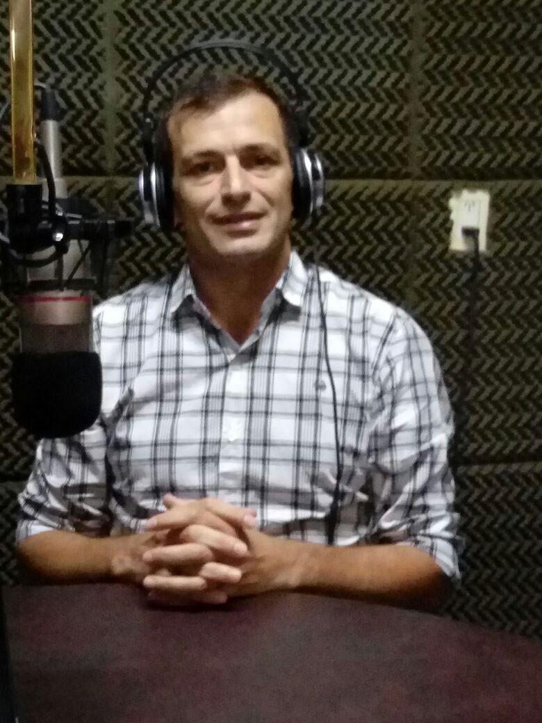 """Eduardo Bucca: """"Está bien que cada uno marque su posición política"""""""