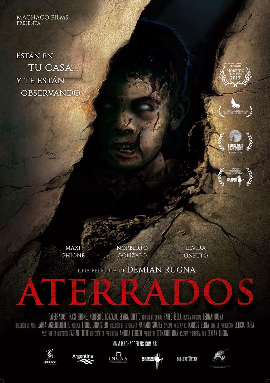 Llega al Cine Avenida 'Aterrados' la multipremiada película de INCAA
