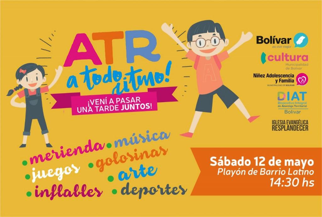 Se viene una nueva jornada ATR en Barrio Latino