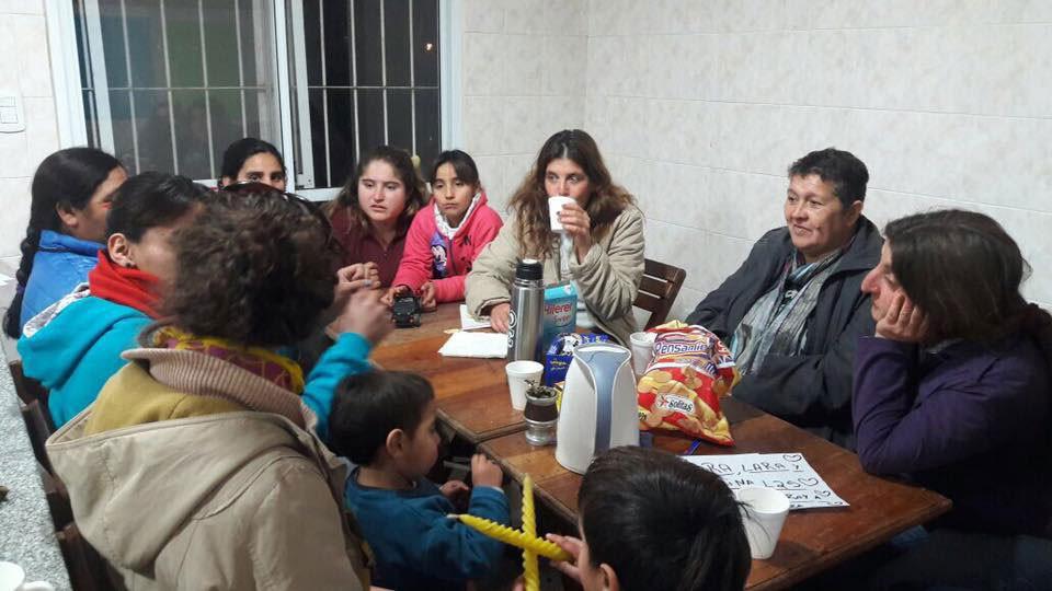 El ciclo de encuentros Mujeres en mi Barrio sigue por Villa Diamante