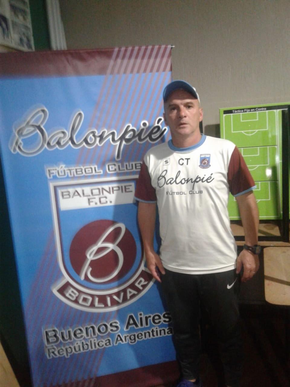 Fútbol: Guillermo Panaro hablo del triunfo de Balompié en la LPF