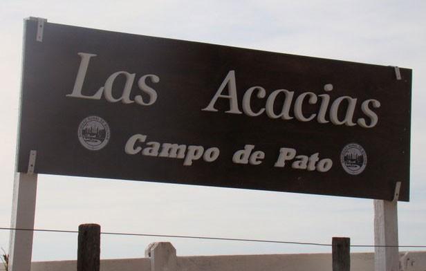 Nuevo campeonato de Pato en el Campo Las Acacias